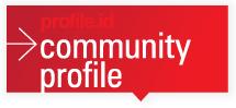 Port Macquarie-Hastings Community Profile button